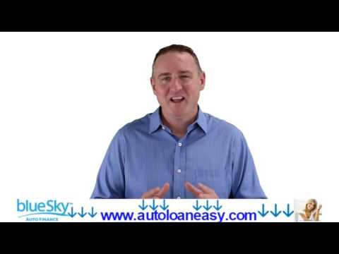 Auto Loans - Auto Loans For Bad Credit