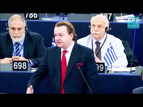 The EU is riddled with panic - Tim Aker MEP