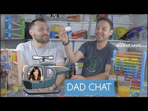 How to change a baby's nappy | Dad Chat