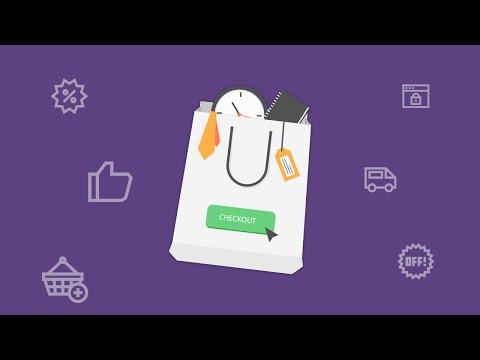 Clean eCommerce Website Design || Bootstrap Tutorial