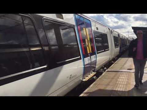 c2c Class 387 304, 302 306 ECS to London Fenchurch Street, 5P12