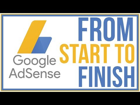 How to setup Google Adsense Start To Finish 2018 - Adsense Tutorial