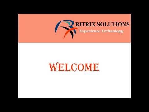 Welcome to Ritrix Solutions