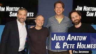 Download Judd Apatow & Pete Holmes - Louis C.K.'s Leaked Set, Artie Lange, 'Crashing' - Jim & Sam Show Video