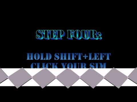 Sims 3 Fast Skills Cheat (REAL!)