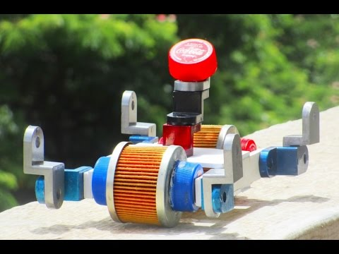 How to make a car without a motor