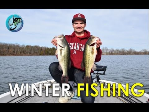 How to Find and Catch Winter Bass Fast