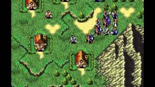 MJ1990 Commentary: Fire Emblem 5 [CH 8] - The Revenge of Marty