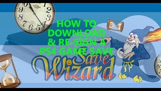 download save wizard