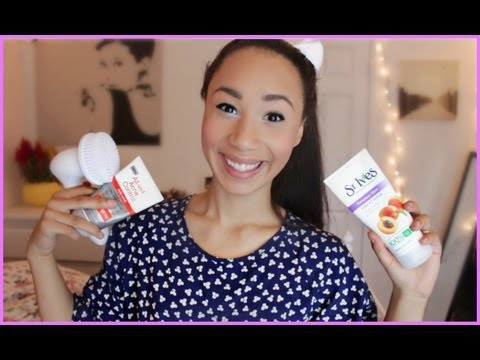 Back To School! :  How I Get Rid Of School-Stress Acne