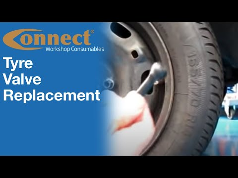 Tyre Valve Replacement