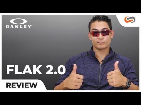 Tyler Adkison Sports Oakley Flak 2.0 Sunglasses | SportRx.com