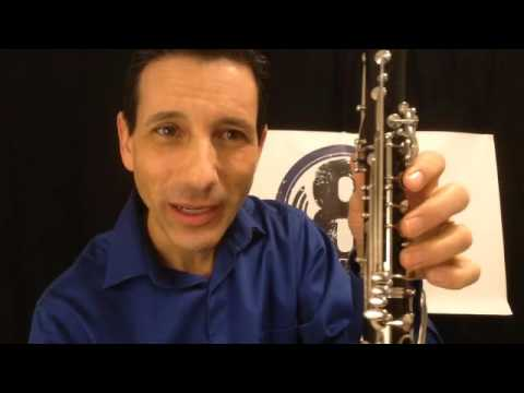 Clarinet Fingering Chart - How to Read and Play Notes