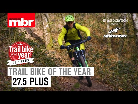 Scott Spark 710 Plus | 27.5 Plus Bike of the Year 2017 | MBR