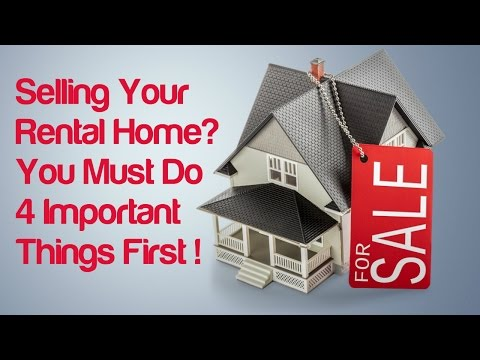Selling Your Massachusetts Rental Property? 4 Things You Must Do First!