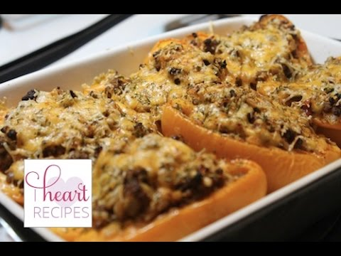 Best Stuffed Bell Peppers Recipe Ever | I Heart Recipes