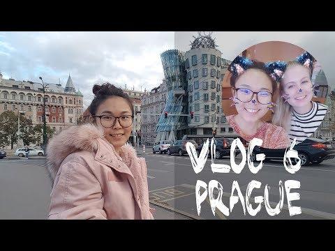 Solo Travel Prague Vlog #6 Part 1