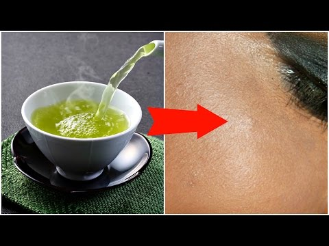 10 Best Green Tea Brands For Glowing Skin | Hindi