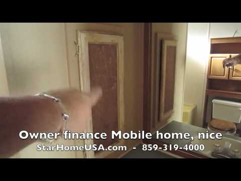 Owner Finance Mobile Home trailer Campbellsville, KY