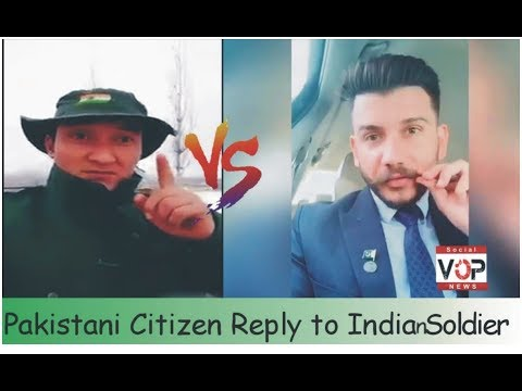 Xxx Mp4 Pakistani Soldier Reply To Indian Army Soldier On Palwama Drama 3gp Sex