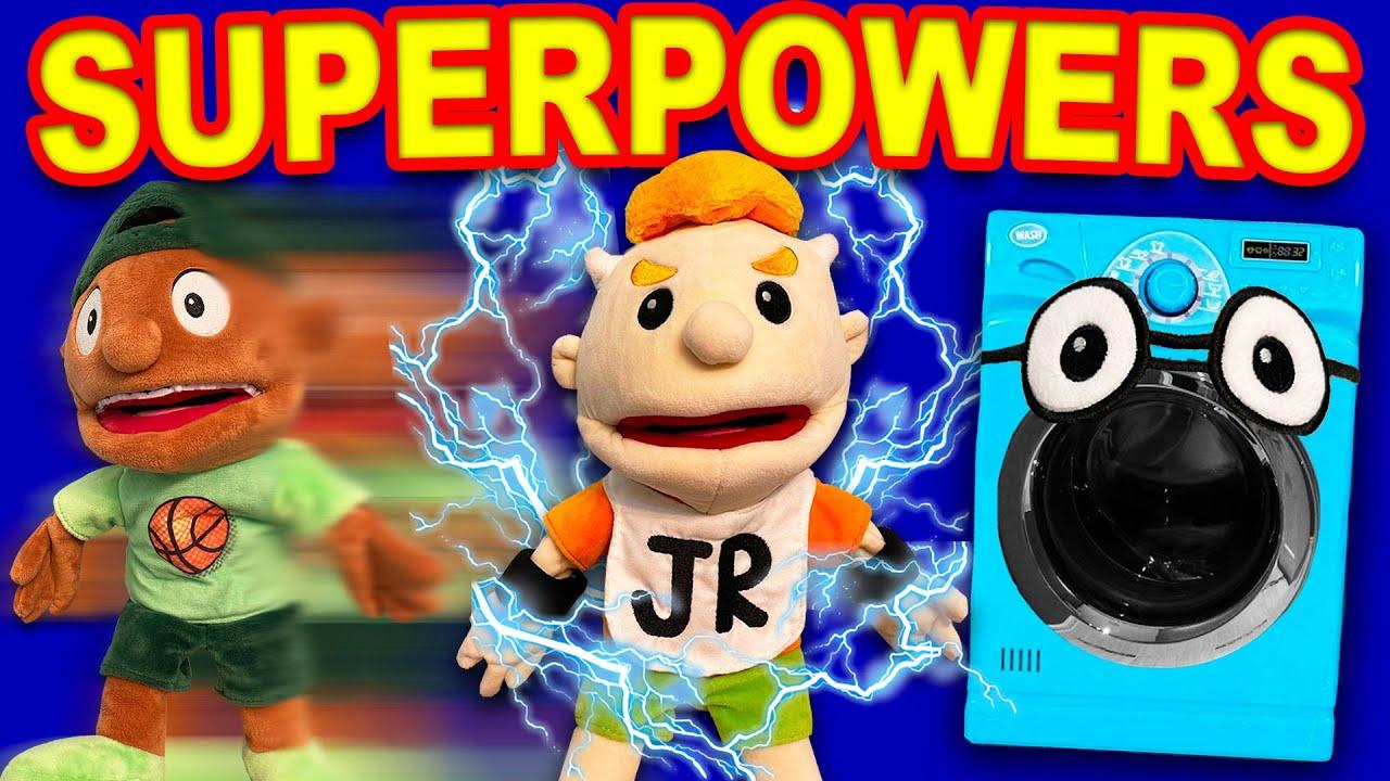 SML Movie: SuperPowers