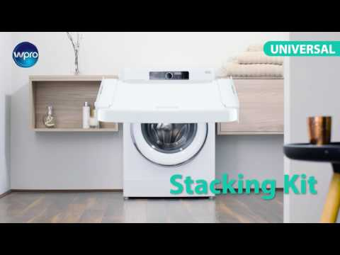 Universal Stacking Kit for Washing Machines and Tumble Dryers