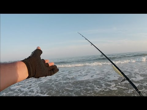 Sometimes Gotta Take the BAD with the GOOD - Surfcasting on Long Island NY