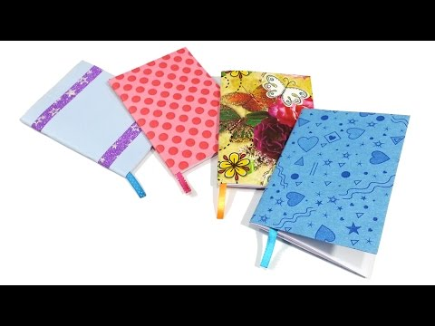 How to make a mini notebook