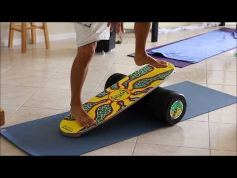 How to SURF: Shortboard Pop Up & Sprint Paddle - PART I