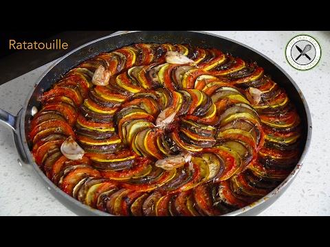 Ratatouille / Confit Byaldi Recipe – Bruno Albouze – THE REAL DEAL