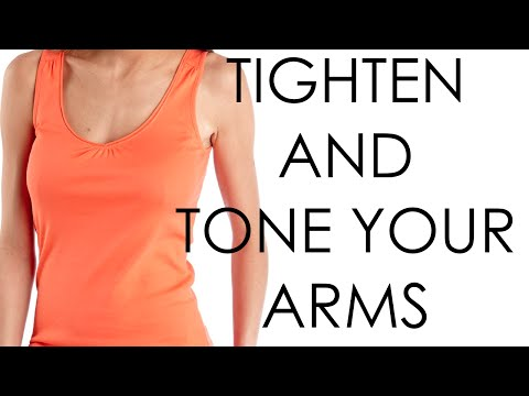 Tighten and Tone your Arms with these 5 Tricep and Arm Exercises
