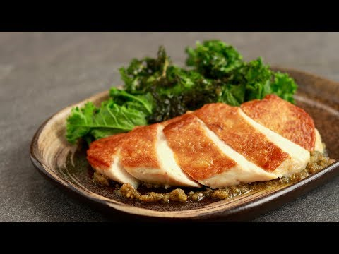 Sous-Vide Chicken Breast with Crispy Skin (Sous-vide series, Ep. 3)