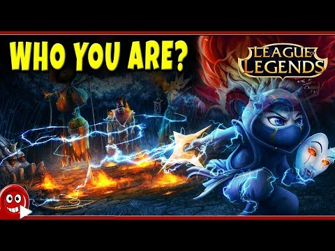 Which League Of Legends Champion Are You? | LOL Test