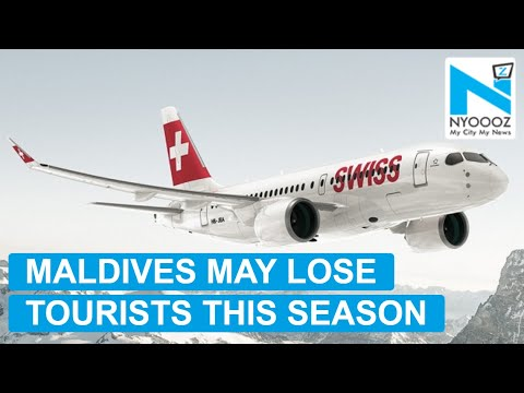 European Airlines May Suspend Flights To Maldives This Summer   NYOOOZ TV