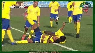 أهداف مباراة النصر 2-0 الهلال- الدوري السعودي الممتاز للشباب 2017/2018