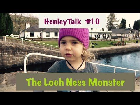 HenleyTalks #10:  Loch Ness Monster - Scotland - If You Don't Believe, Don't LOOK
