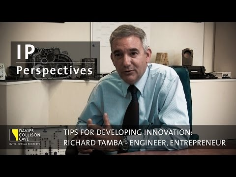 Tips for developing innovation and technology - Richard Tamba - DCC
