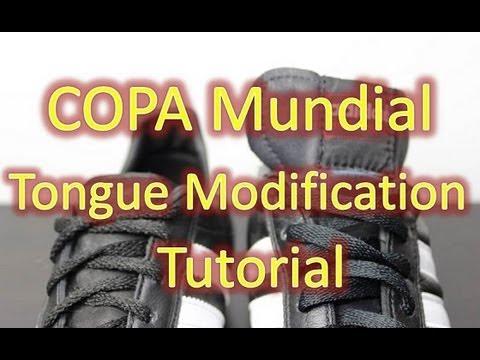 Copa Tongue Modification Tutorial