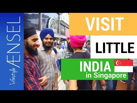 Visit Singapore Little India : What to do in Singapore - Singapore attractions #1