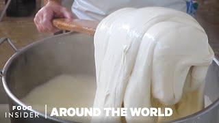 What Cheese Looks Like Around The World