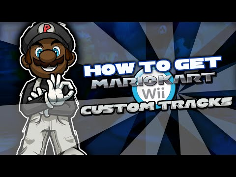 How To install Mario Kart Wii Custom Tracks Grand Prixs on the Nintendo Wii