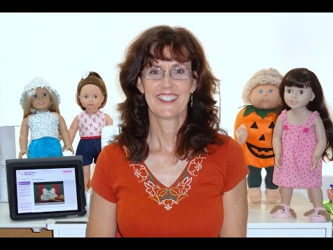 How to Make Doll Clothes Video Course