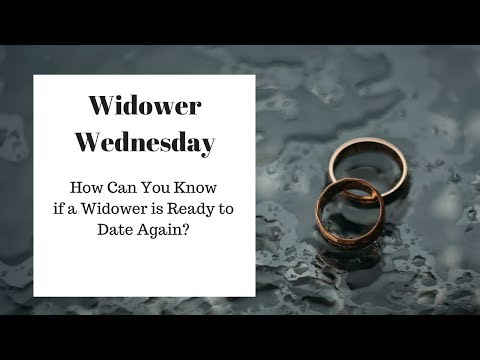 How Can You Know if a Widower is Ready to Date Again?