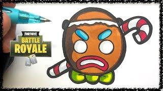 Tuto Emoji Chevalier Noir Fortnite