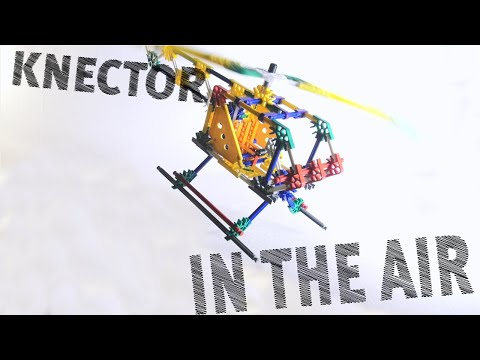 KNECTOR - In The Air (K'nex)
