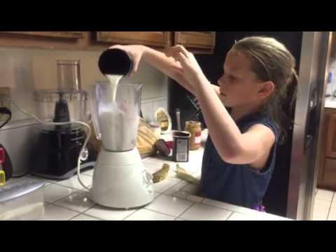 Peanut Power Plus Milkshake