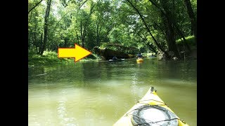 Kayakers Just Stumbled Upon A 110 Year Old Abandoned Ghost Ship