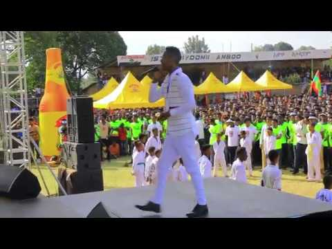 Andualem Gosa Live Performance At Ambo New Oromo Music 2019