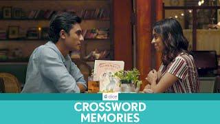Dice Media | Crossword Memories: A Cute Love Story | Ft. Devika Vatsa and Ritwik Bhowmik
