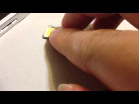 DIY Digi Malaysia iPhone 5 nano sim